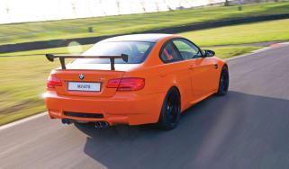 BMW M3 GTS rear