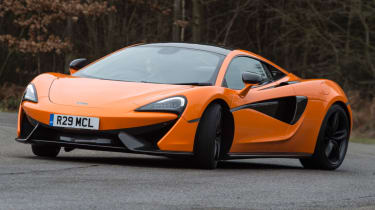 Mclaren 570s review - header