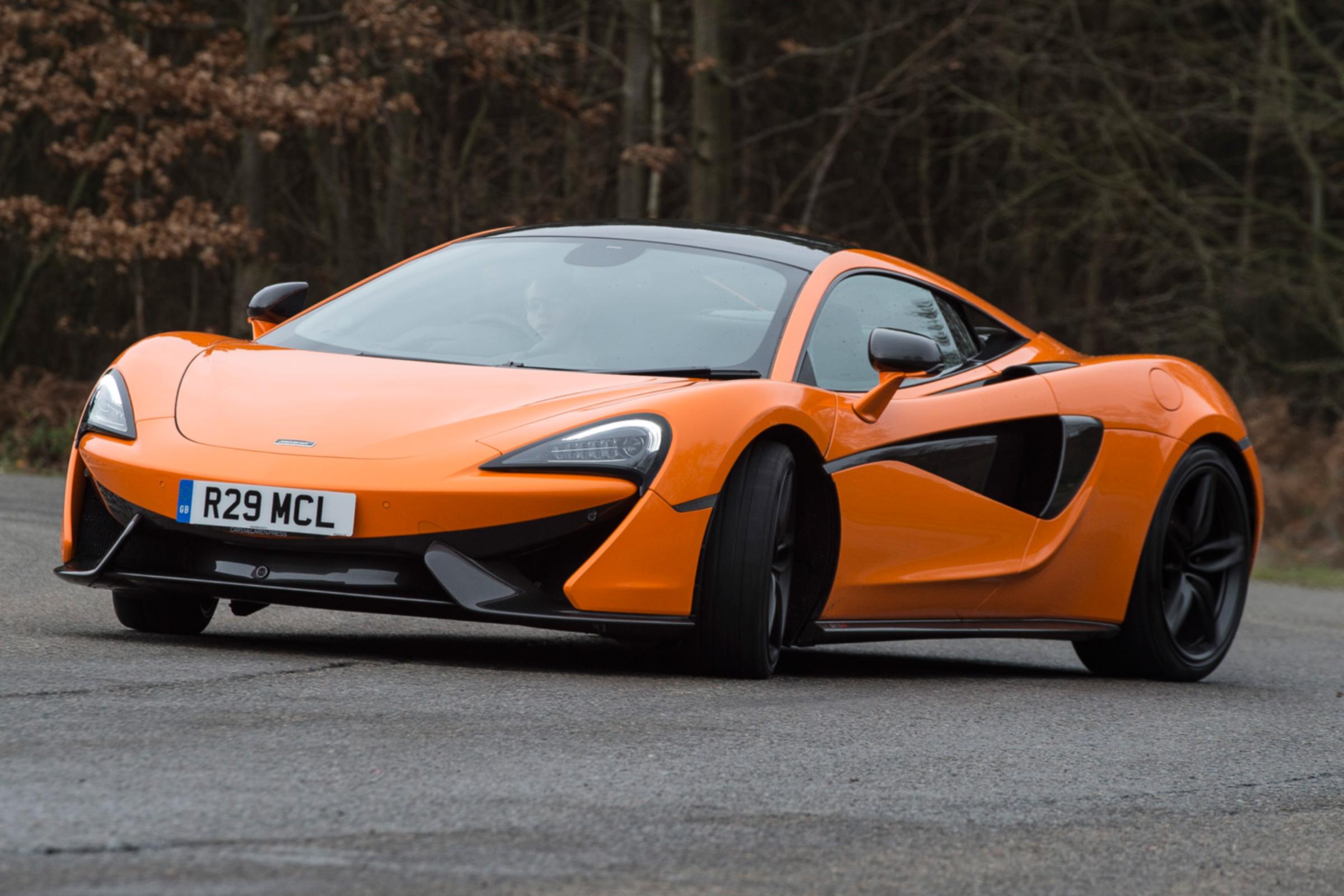 Auto Express Kia >> McLaren 570S review | Auto Express