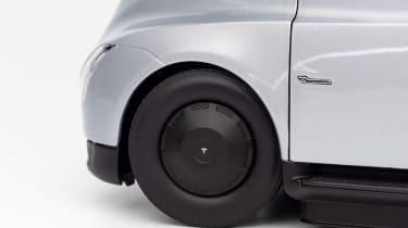 Tesla Semi Truck model - wheel