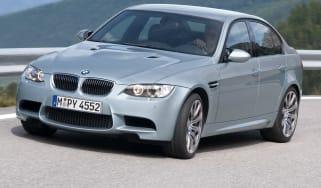 BMW M3 saloon front