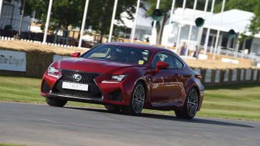 Lexus RC F Goodwood Festival of Speed