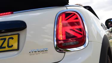 Mini Cooper Convertible Rearlight