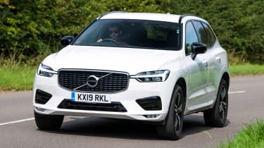 Volvo XC60 - front action