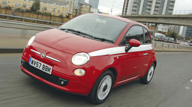 Fiat front