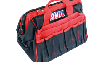 Sealey AP301 300mm Tool Storage Bag with Multi-Pockets