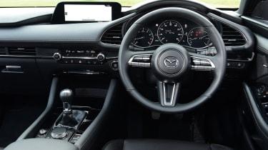 Mazda 3 long term - interior