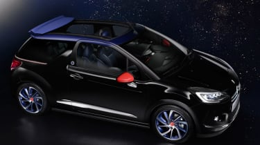 DS3 and DS3 Cabrio concepts set for Paris - pictures