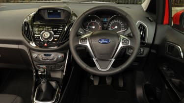 Ford B-MAX 1.0 EcoBoost dash