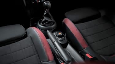 MINI 1499 GT - interior detail