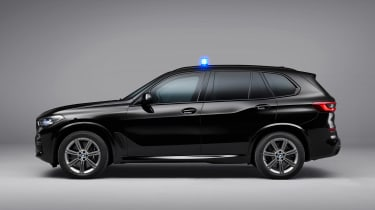BMW X5 Protection VR6 - side