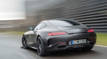 Mercedes-AMG GT C Edition 50 - rear cornering