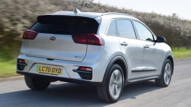 Kia e-Niro - rear