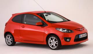 Used Mazda 2 - front