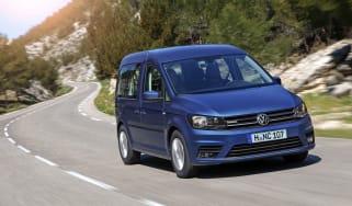 Volkswagen Caddy Life - front action