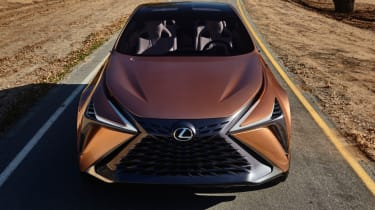 Lexus LF-1 Limitless - front end