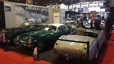 Retromobile - featured cars