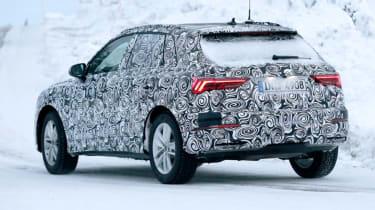 018 Audi Q3 - rear