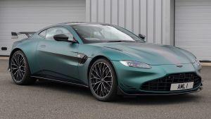 Aston Martin Vantage F1 Edition - front static