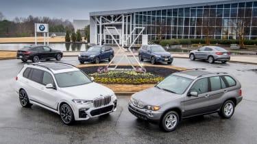 BMW SUVs feature - BMW SUVs