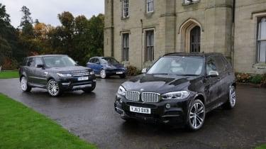 BMW X5 vs rivals main