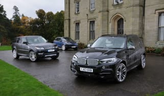 BMW X5 vs rivals main