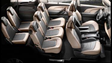 Citroën Grand C4 Picasso interior