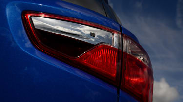 Ford EcoSport taillight