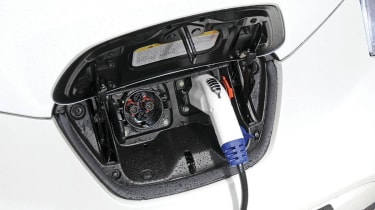 Nissan Leaf charger