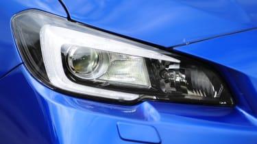Subaru WRX STi 2014 - light