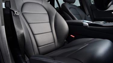 Mercedes GLC 220 d  - seats