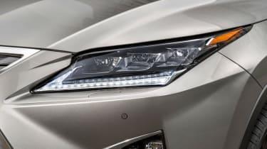 Lexus RX L - headlight