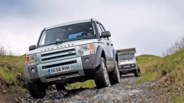 Greenlaning feature