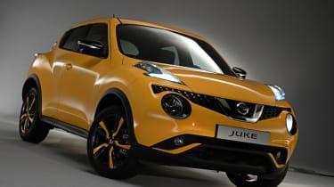 Nissan Juke 2014 front
