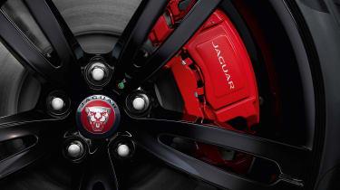2017 Jaguar XJ facelift - brakes