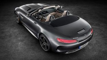 Mercedes-AMG GT C Roadster - rear