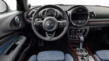 New MINI Clubman 2015 interior