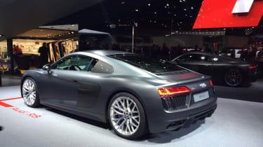 Audi R8 at Geneva 2015