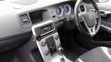 Used Volvo V60 - interior