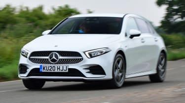Most economical cars - Mercedes A250 e