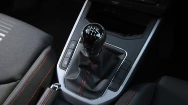 SEAT Arona - gear lever