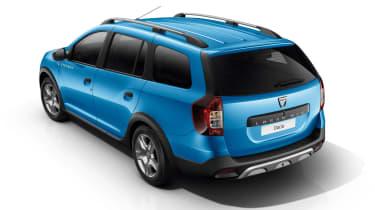 Dacia Logan MCV Stepway - rear