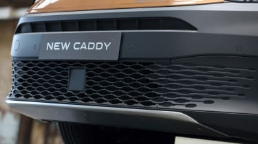 2020 Volkswagen Caddy Pan Americana - detail