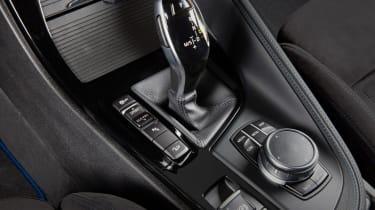 BMW X2 M35i - centre console