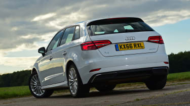 Audi A3 e-tron - rear quarter
