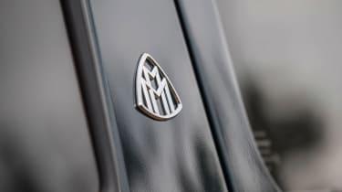 Mercedes-Maybach G 650 Landaulet - Maybach badge