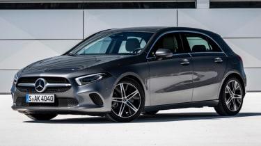 Mercedes A-Class grey