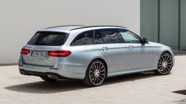 Mercedes E-Class Estate - rear static