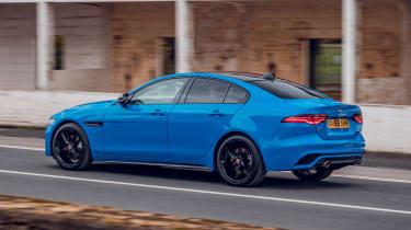Jaguar XE Reims Edition - rear static