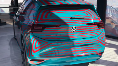 VW ID 3 - Goodwood 2019